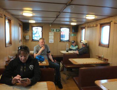 Forplejning ombord